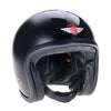 93227-Matt-Black-2P-Gloss-Black-Stripe- Davida-Speedster-v3-motorcycel-Helmet-DOT-ECER2205_open-face-low-profile