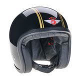 93228-gloss-Black-Gold-PS-Davida-Speedster-v3-motorcycle-Helmet-DOT-ECER2205-open-face-low-profile