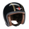 Ninety 2 Helmet - Black Gold PS