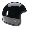 93270-gloss-Black-White-Check-Davida-Speedster-v3-motorcycle-Helmet-DOT-ECER2205-open-face-low-profile