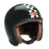 Ninety 2 Helmet - Black White Check