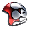 93754-Cosmic-metal-Flake-Silver-Red-Flames-Davida-Speedster-v3-motorcycle-Helmet-DOT-ECER2205-open-face-low-profile