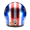 93755-Cosmic-metal-Flake-Blue-Red-3-Star-Davida-Speedster-v3-motorcycle-Helmet-DOT-ECER2205-open-face-low-profile