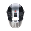94220 -Black-Silver-Davida-Full-Face-Koura-Motorcycle-Helmet-2