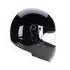 94220 -Black-Silver-Davida-Full-Face-Koura-Motorcycle-Helmet-3