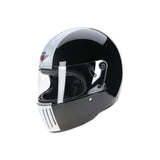 94221-Black-White-David- Full-Face-Koura-Motorcycle-Helmet