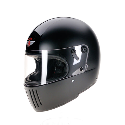 94260-Matt_Black-Gloss-Black-David- Full-Face-Koura-Motorcycle-Helmet