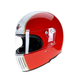 94290 -Green-White-Red-Davida-Full-Face-Koura-Motorcycle-Helmet