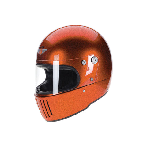 94151 - Cosmic-Flake-Orange-David- Full-Face-Koura-Motorcycle-Helmet