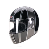 94535-Mono-Union-Jack-Grey-Gloss-Black-Silver-David- Full-Face-Koura-Motorcycle-Helmet