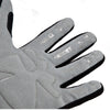 Davida Lightweight Metropolitan Motorcycle Glove  - Grey Suedette Palm / Clear Grip helmets