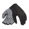 Davida Lightweight Metropolitan Motorcycle Glove  - Black Suede Palm / Clear Grip helmetsDavida Lightweight Metropolitan Motorcycle Glove  - Grey Suede Palm / Clear Grip helmets