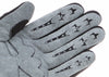 Davida Lightweight Metropolitan Motorcycle Glove  - Grey Suede Palm / Clear Grip helmets