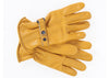 Davida Motorcycle Glove - Tan Leather Shorty
