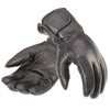 Davida Black Leather Motorcycle Glove - Men's Touring - waterproof Davida Motorcycle helmets - 1
