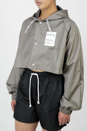 Ripstop Jacket- Stone-Research Unit