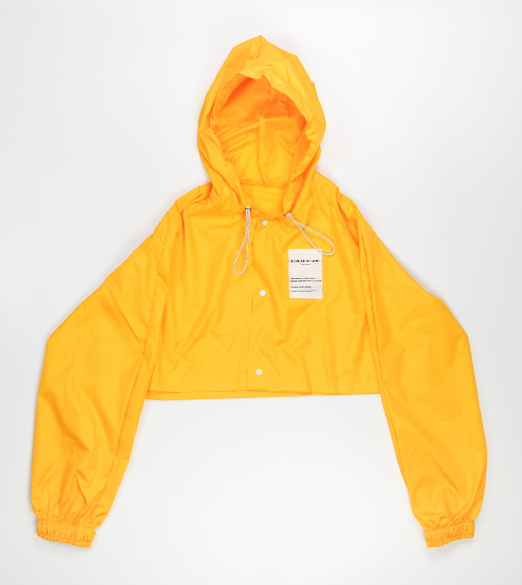Ripstop Jacket- Yellow