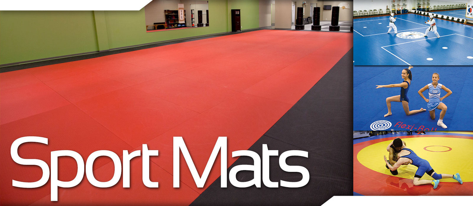 Cheerleading / Gymnastics Mats