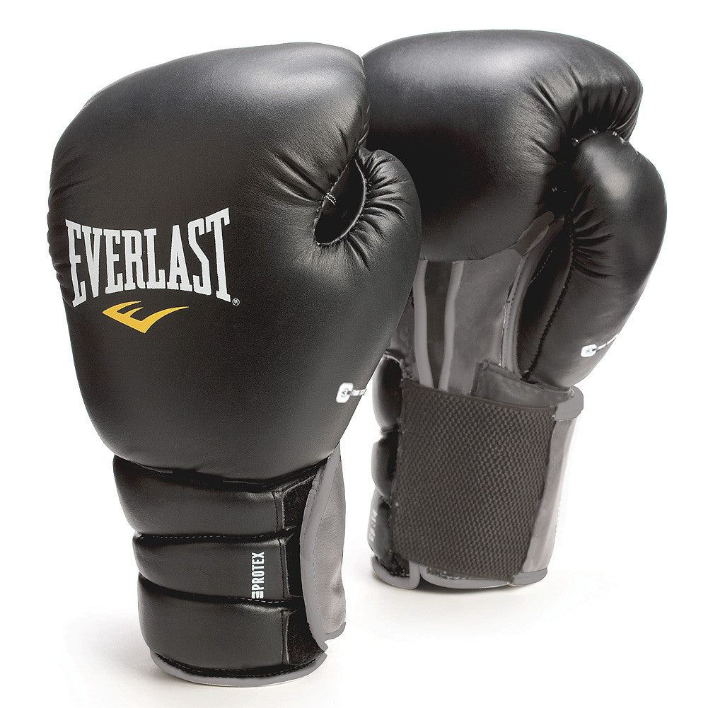Everlast Protex3 Hook & Loop Training Gloves