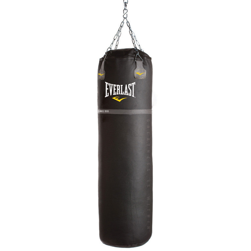 Everlast Super Leather Heavy Bag
