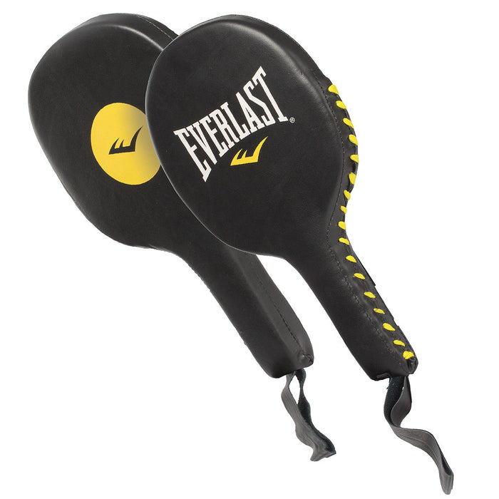 Everlast Leather Punch Paddles - Hatashita