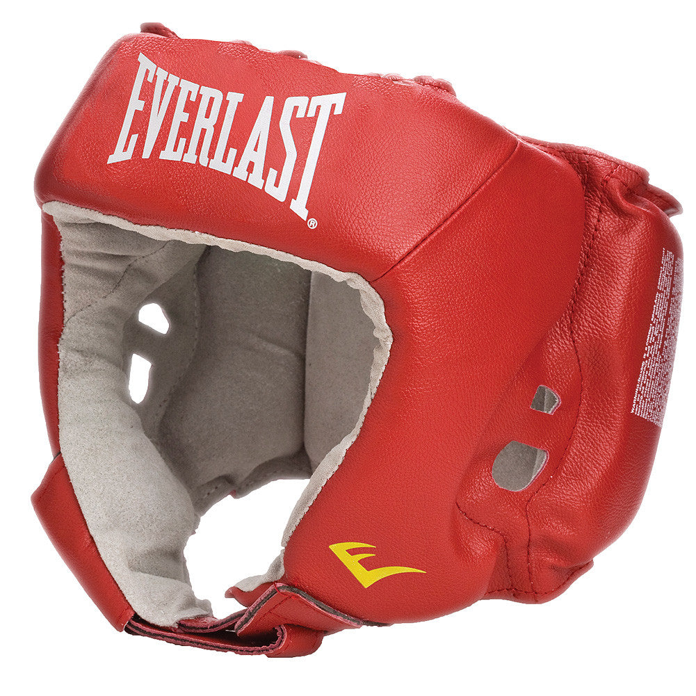 Everlast Amateur Competition Open-Face Headgear