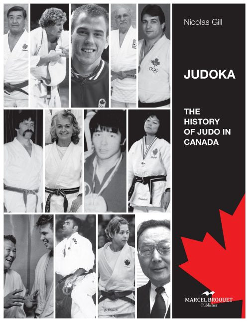 The History of Judo in Canada (Book) - Hatashita