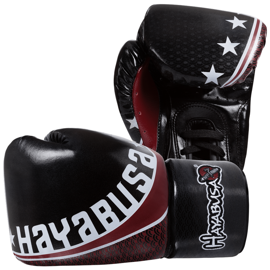 Hayabusa Pro Muay Thai Lace Gloves