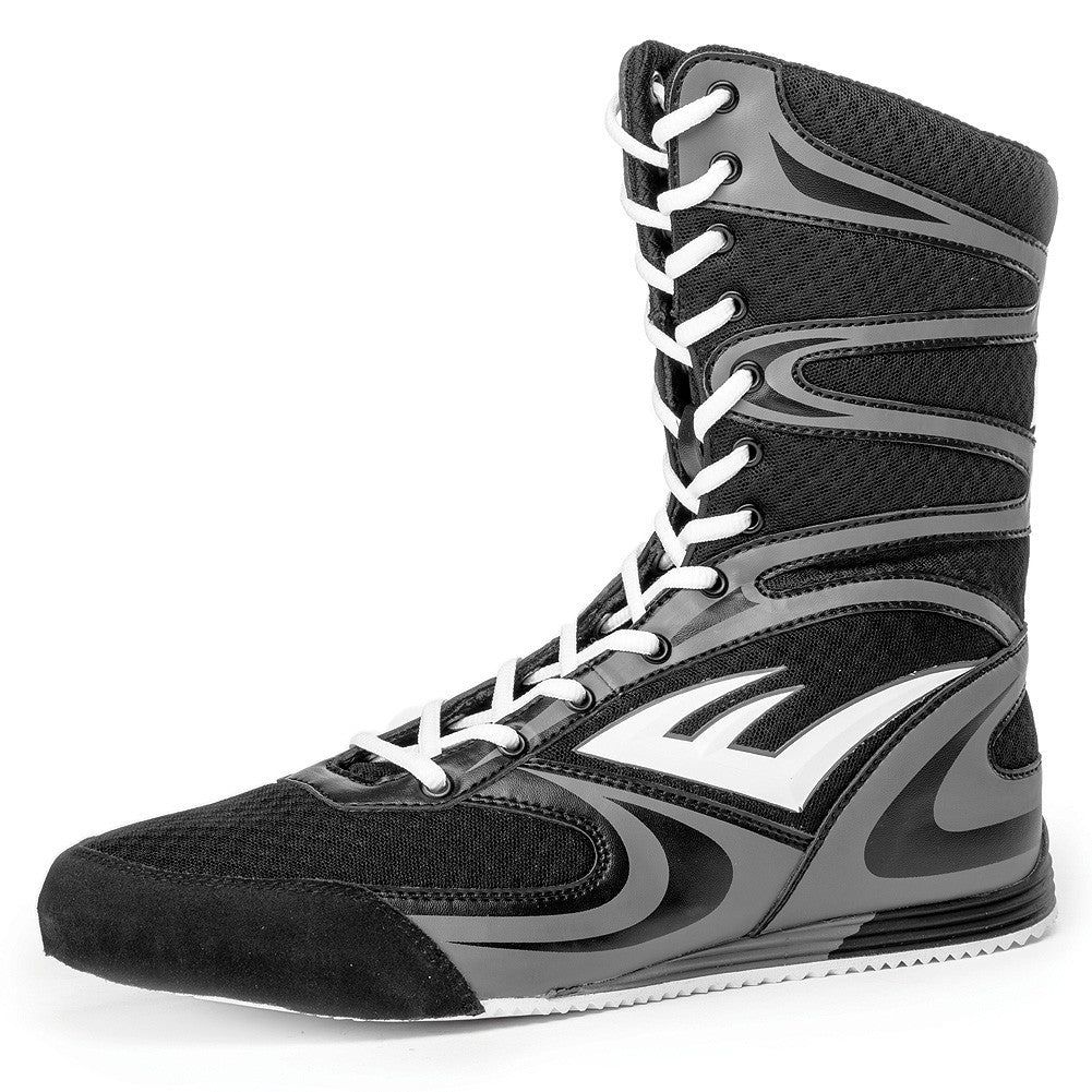 Everlast Contender High Top Boxing Shoes