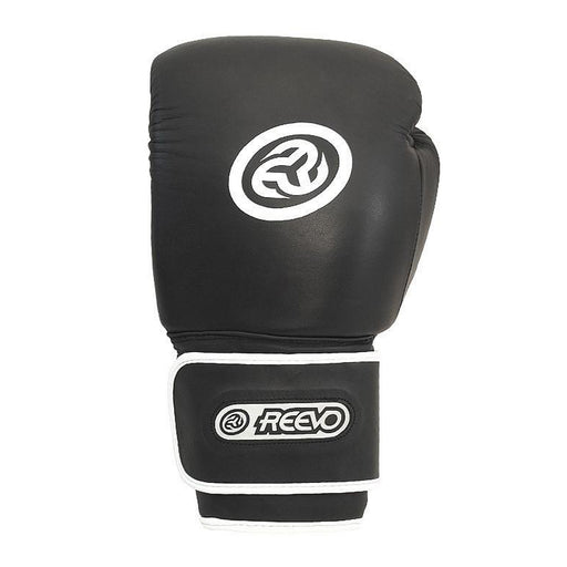 Reevo Leather Boxing Gloves - Hatashita