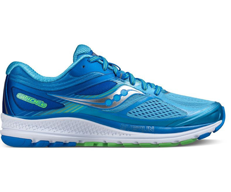 Saucony Women's Guide 10 Running Shoes - Hatashita