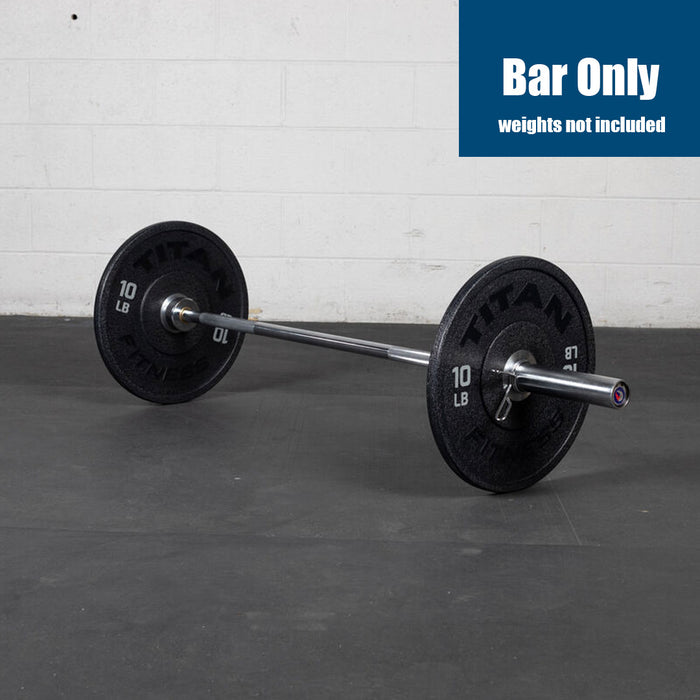 Chrome Weight Training Barbell Weight Lifting Bar Straight