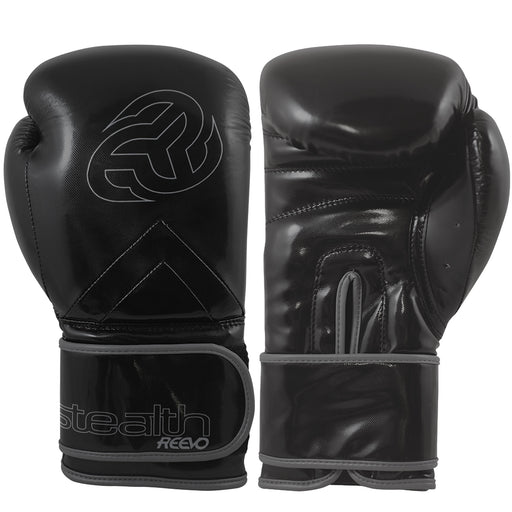 Reevo Stealth Boxing Gloves - Hatashita