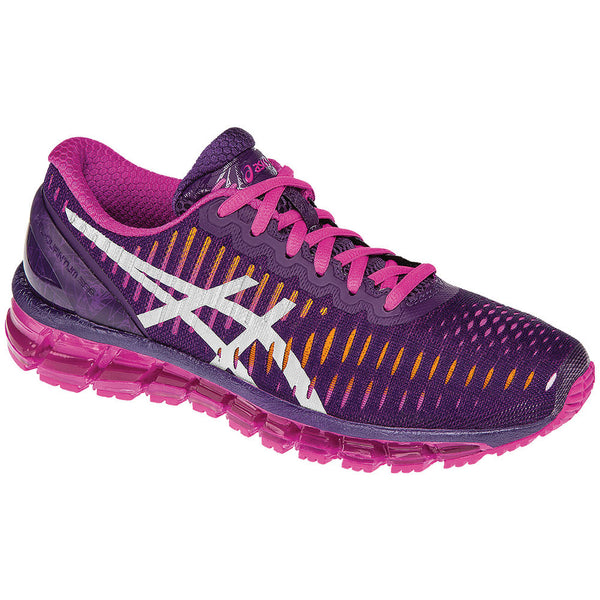 check out 9960f 04b4f asics gel quantum 360 purple