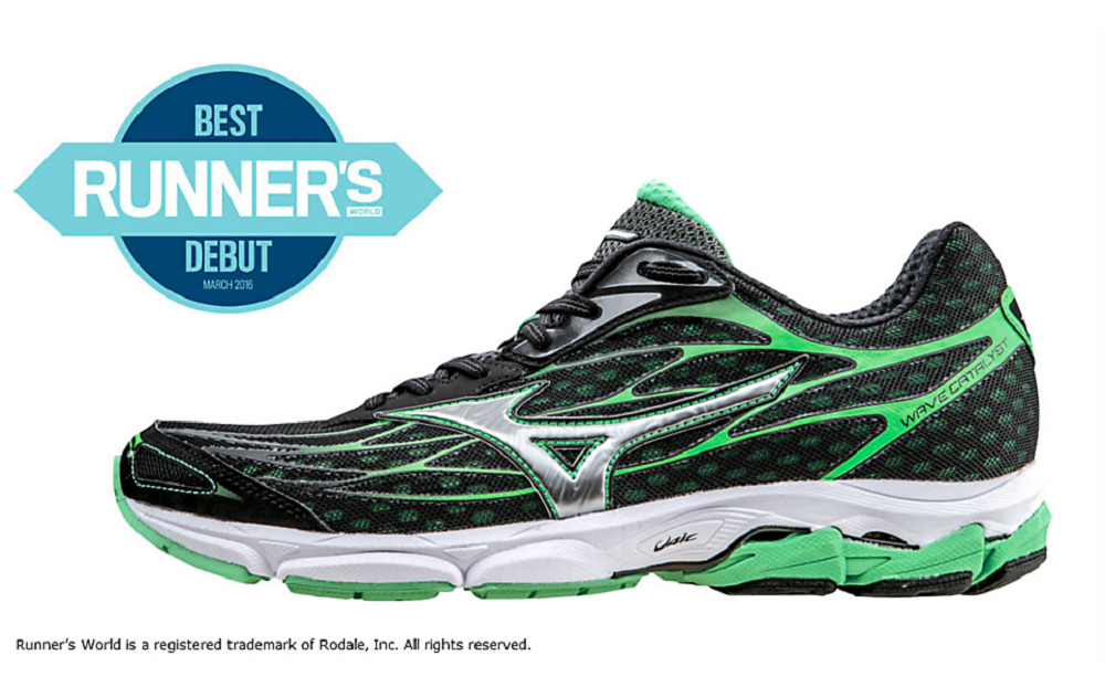 Mizuno Men's Wave Catalyst