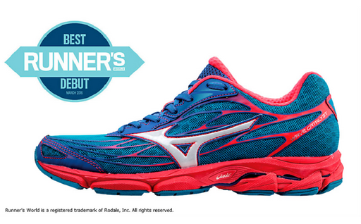 Mizuno Women's Wave Catalyst - Hatashita