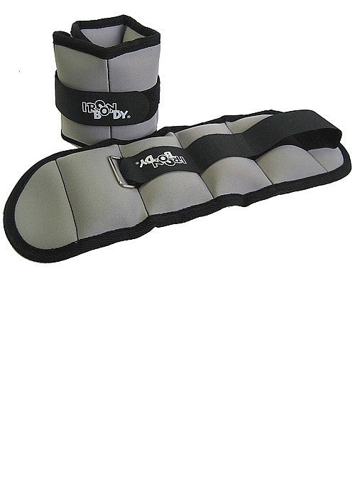 Iron Body Fitness Ankle Weights