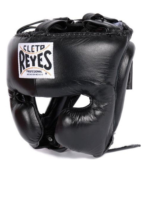 Cleto Reyes Headgear with Cheek