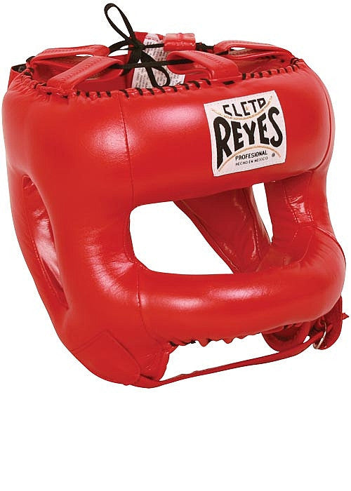 Cleto Reyes Head Gear with Bar