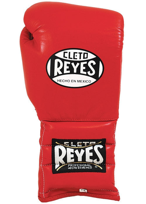 Cleto Reyes Lace-Up Boxing Gloves - Hatashita
