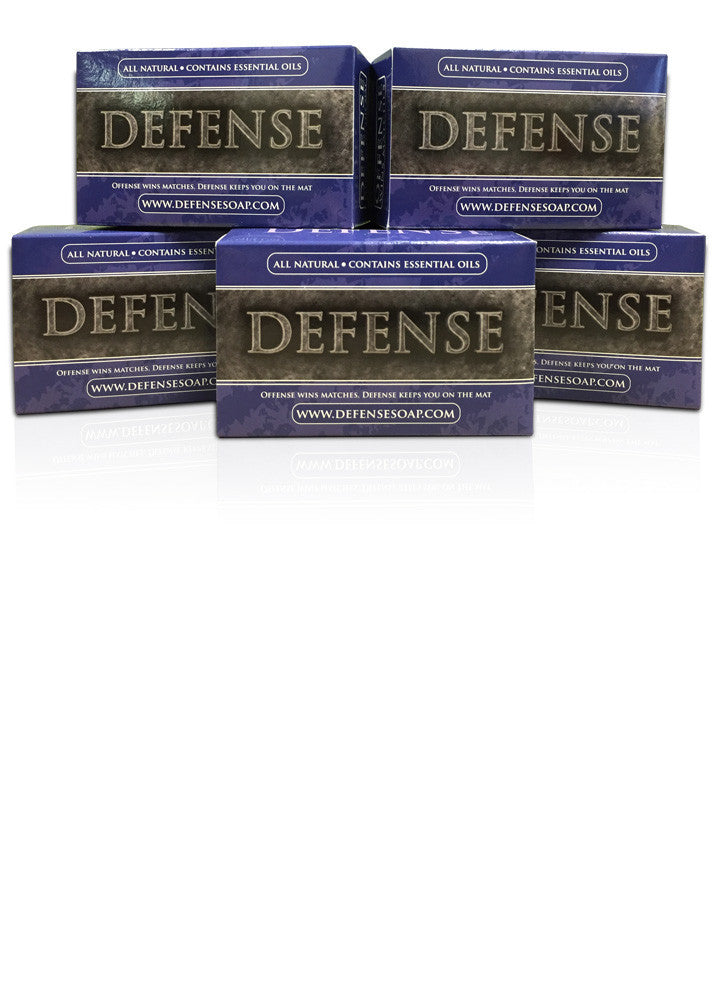 Defense Soap Bar Soap Bundle