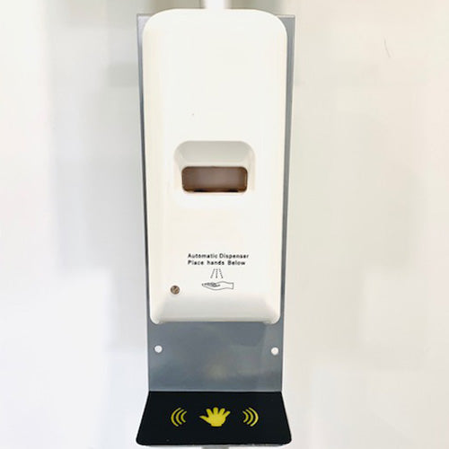 Touchless Automatic UV Light Hand Sanitizer Dispenser