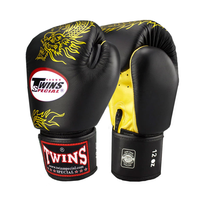 Twins Special Leather Fancy Gloves - Hatashita