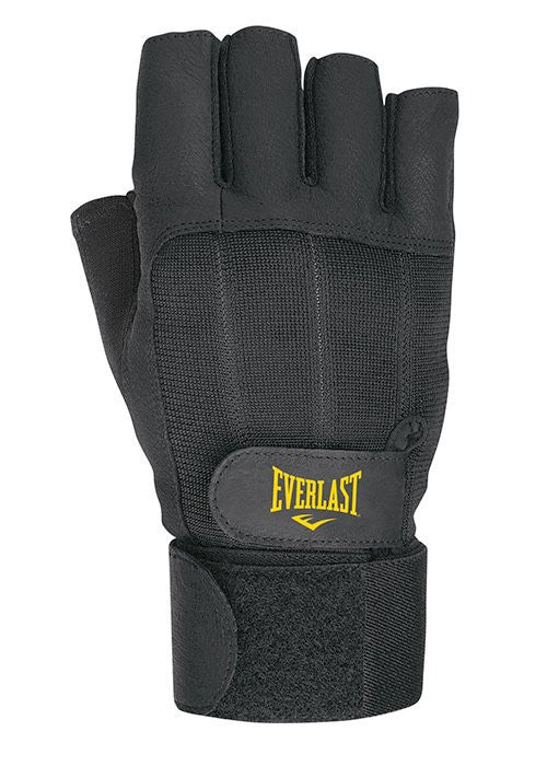 Everlast Wrist Wrap Lifting Glove