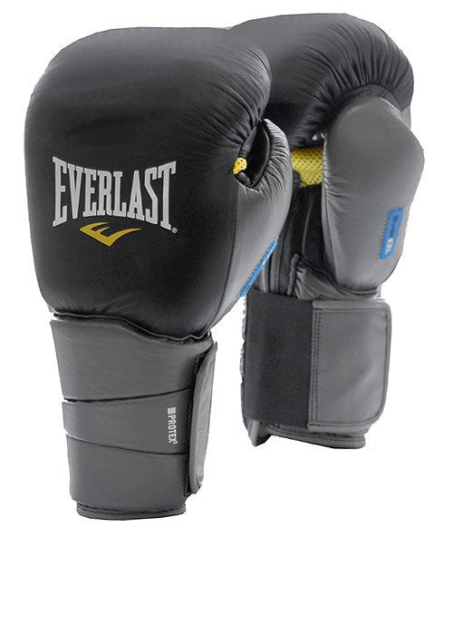 Everlast Protex3 EverGel Hook & Loop Gloves