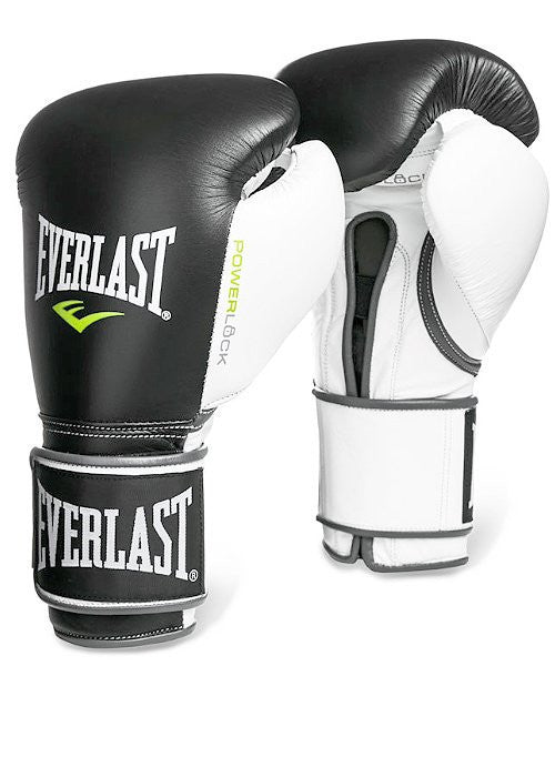 Everlast PowerLock Hook & Loop Training Gloves - Hatashita
