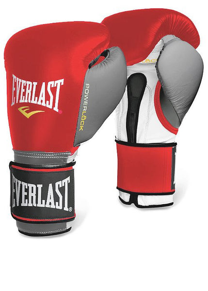 Everlast Powerlock Hook And Loop Training Gloves