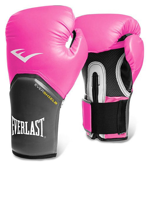 Everlast ProStyle Elite Training Gloves Pink - Hatashita
