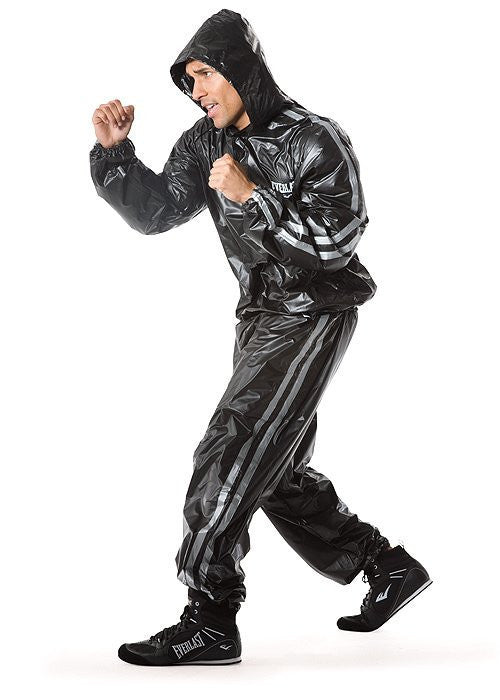 Everlast Hooded Sauna Suit - Hatashita