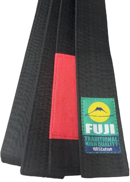 Fuji Adult BJJ Rank Belt